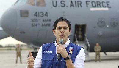Funcionario de Guaidó: Unos 10.000 venezolanos se benefician de la ayuda humanitaria