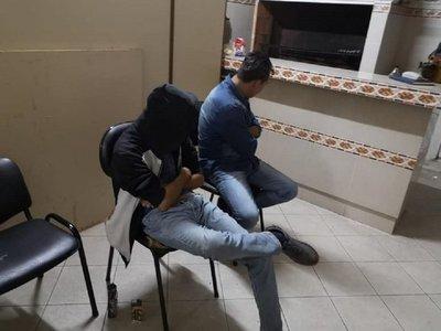 Imputan a brasileño detenido por amenaza contra Luis Villamayor