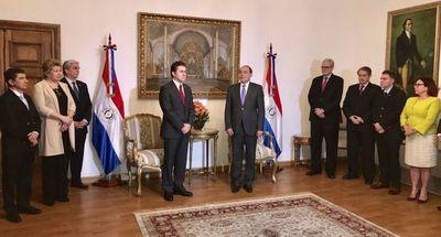Asume Antonio Rivas como vice ministro de Relaciones Internacionales