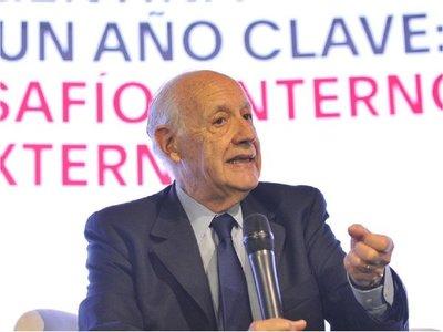 Roberto Lavagna confirma su candidatura a la presidencia de Argentina