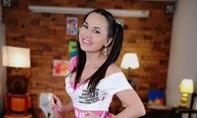 Melissa Quiñónez y la blusa que causó polémica