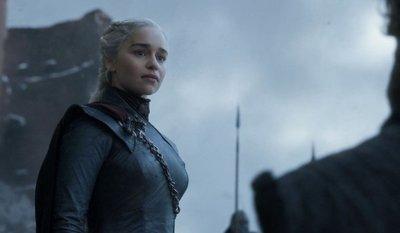 "Episodio final de ""Game of Thrones"" rompe récord de audiencia"