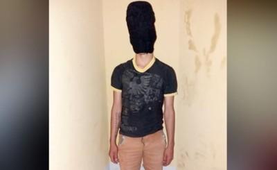 Adolescente detenido por robo de motocicleta