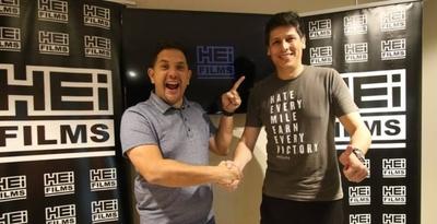 HOY / Enrique Pavón protagonizará una comedia en la pantalla grande