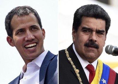 Maduro quiere adelantar las elecciones al Parlamento que lidera Guaidó