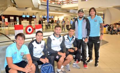HOY / Con un refuerzo, Santaní encara nuevo desafío en la Sudamericana