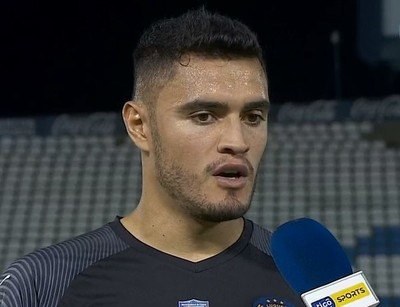 Marino Arzamendia, figura en el empate frente a Capiatá
