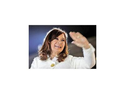 Cristina  afronta el primer juicio en su contra en Argentina