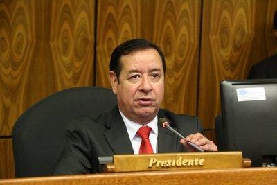 Cuevas deberá dejar la presidencia de diputados si es imputado