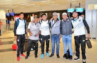 Deportivo Santani palpita en Bogotá su partido de la Sudamericana