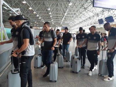 Botafogo, listo para partido complicado ante Sol de América