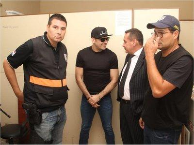 Fiscalía encamina pedido de juicio oral para Cucho Cabaña