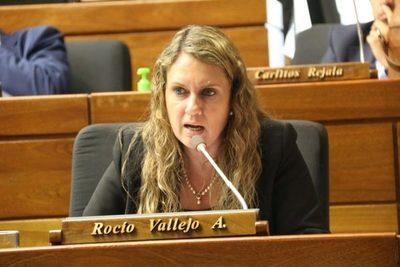 """Rocío Vallejo: """"Le pido al presidente Cuevas que renuncie ya"""""""