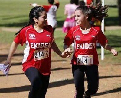 Ekiden 2019: Corriendo en familia