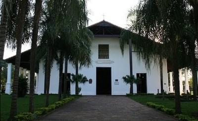 SNC acompañará la puesta en valor del templo San Buenaventura de Yaguarón