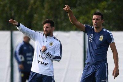 Los 23 de Argentina para la Copa América