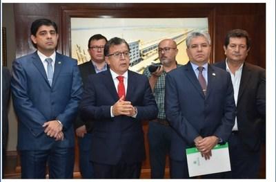 Luis Fretes Escario dejó de ser Jefe Financiero de la EBY