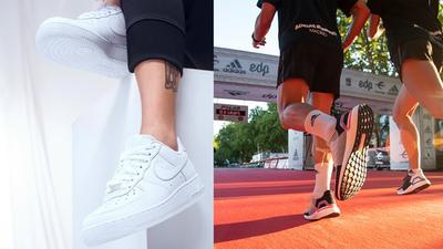 "Nike y Adidas piden a Trump que no imponga aranceles ""catastróficos"" a calzados importados de China"
