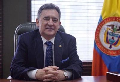 La Corte Suprema de Justicia de Colombia acepta renuncia del fiscal general por caso Santrich
