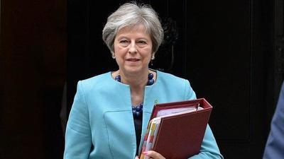 Brexit: May propone un nuevo acuerdo con opción de segundo referéndum