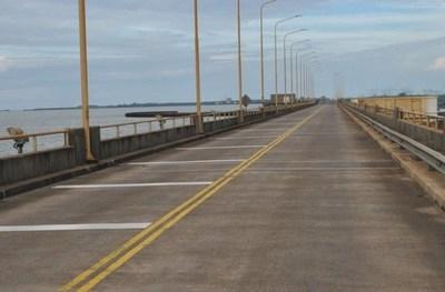 Ya hay fecha de apertura para el paso fronterizo Ayolas-Ituzangó