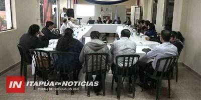 ULTIMAN DETALLES DE INVERSIONES PARA PROTEGER PATRIMONIOS CULTURALES DE ITAPÚA.