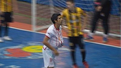 El José Meza goleó al Deportivo Atenas y suma tres puntos