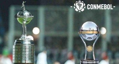 Conmebol: copas, solo con equipos de Primera