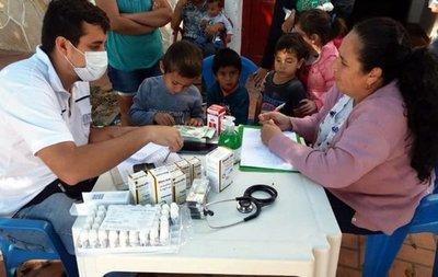 Abundan casos respiratorios en refugios de damnificados