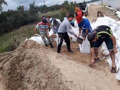 Localidades del sur del país son las más afectadas por las lluvias