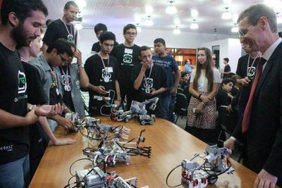 Mañana inicia el Torneo Nacional de Robótica