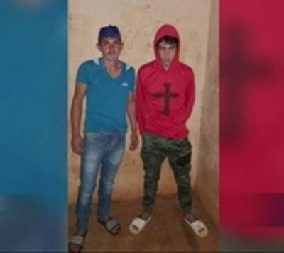 Hermanos motochorros fueron capturados tras un atraco