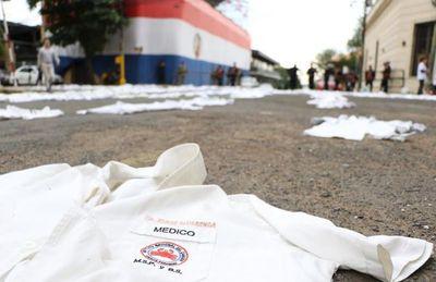 El Ministerio de Salud está alerta ante la posible huelga general de médicos