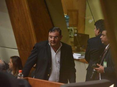 Diputados retira los fueros al colorado Tomás Rivas