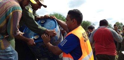 Gobernaciones y municipios respaldan gestión de la SEN de asistencia