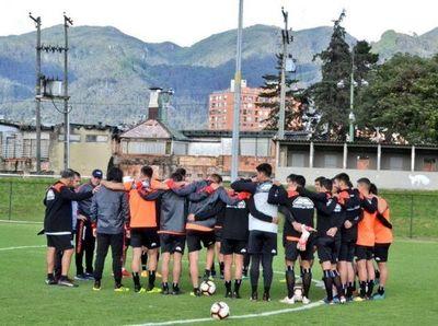 Deportivo Santani enfrente en el Campín de Bogotá a la Equidad