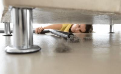 El polvo doméstico puede hacernos engordar