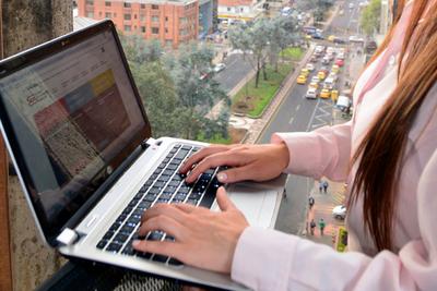 Conferencia virtual del programa de capacitación en gestión empresarial Tenondé » Ñanduti