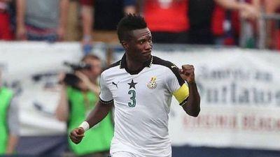 Vuelve a la selección de Ghana por 'una petición presidencial'