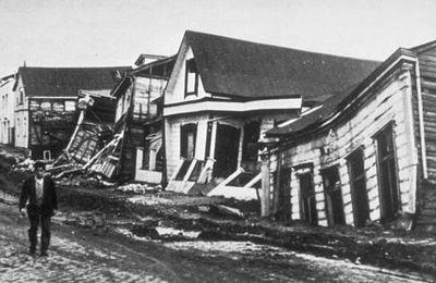 El terremoto más fuerte de la historia: 9.5 en la escala de Richter y 10 minutos de terror
