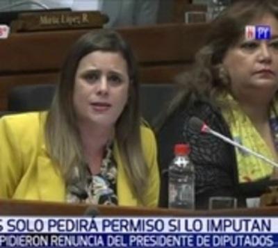 """Kattya González a Miguel Cuevas: """"Sos un cobarde"""""""