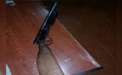 Adolescente se disparó accidentalmente con la escopeta de su padre