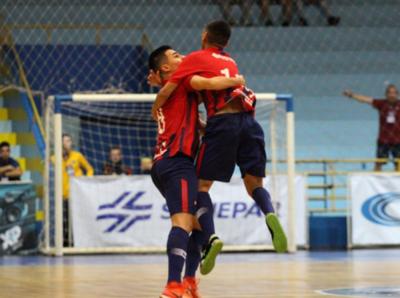 Cerro Porteño derrota a River Plate y avanza en el Mundialito de Futsal
