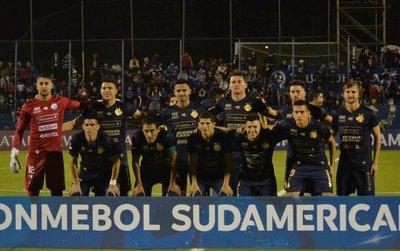 Sol cae ante el Botafogo por la Sudamericana