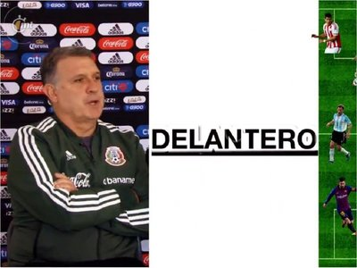 Con cinco paraguayos: El once ideal del Tata Martino