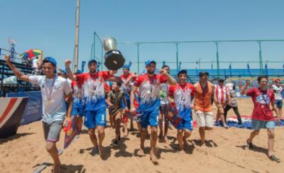 HOY / Copa Paraguay, ahora en modo fútbol de playa