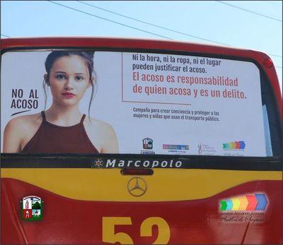 En Lambaré buses deben parar donde ellas precisen