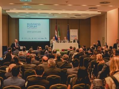 Muestran a empresas italianas las  ventajas de invertir en Paraguay