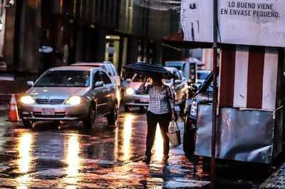 Se pronostica una jornada lluviosa y con temperaturas frescas