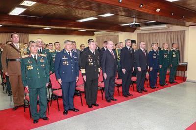 Jefe de Estado desarrolla actividad castrense en el Gran Cuartel General